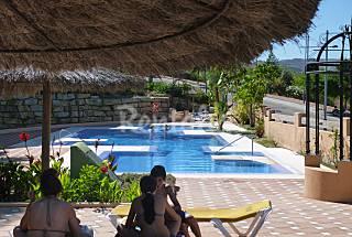 Apartamento para 4 personas a 1000 m de la playa Málaga