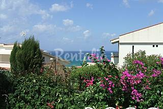 Villa for rent only 200 meters from the beach Trapani