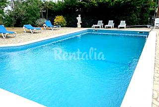 Villa for 10-11 people 3 km from the beach Girona