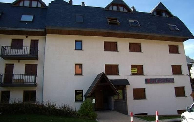Formigal estacion apartamentos y estudios formigal sallent de g llego huesca pirineos espa oles - Formigal apartamentos ...