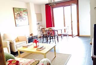 Apartamento para 4 personas a 1500 m de la playa Asturias
