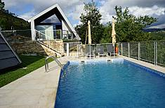 2 Houses for rent with swimming pool Viana do Castelo