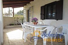 Villa in Marza on 50 mt from the beach Ragusa