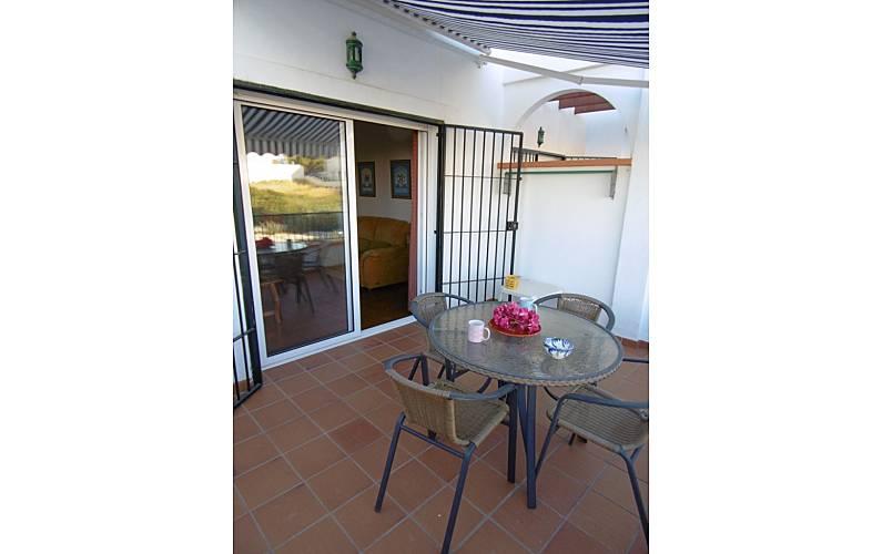 House Terrace Málaga Nerja House - Terrace