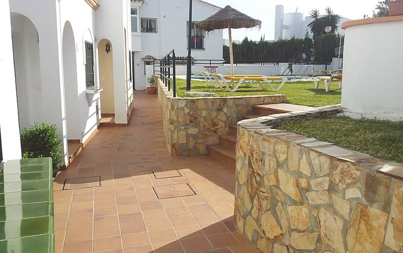 House Outdoors Málaga Nerja House - Outdoors
