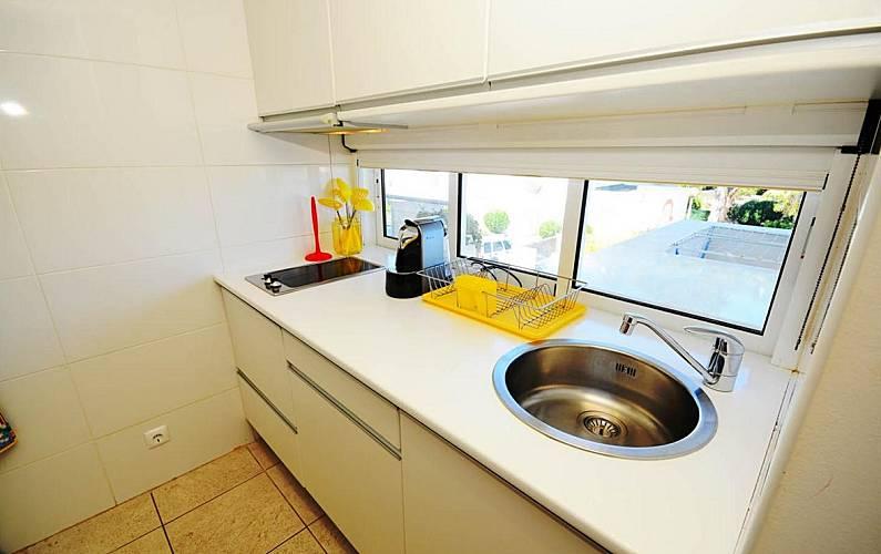 7970/AL Cozinha Algarve-Faro Tavira Apartamento - Cozinha