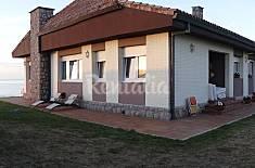 Villa para 8 personas en 1a línea de playa Cantabria