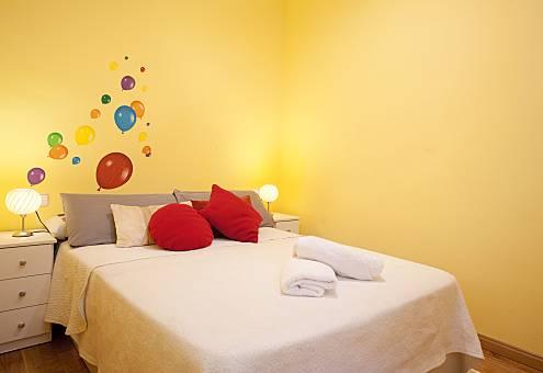 Appartement te huur in Barcelona stad Barcelona