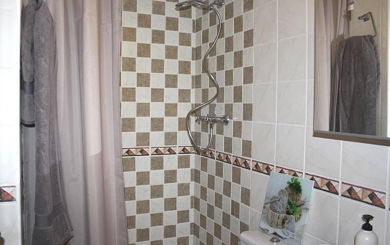 Serenity Bathroom Tarragona Mont-roig del Camp House - Bathroom