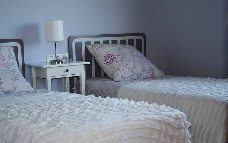 Serenity Bedroom Tarragona Mont-roig del Camp House - Bedroom