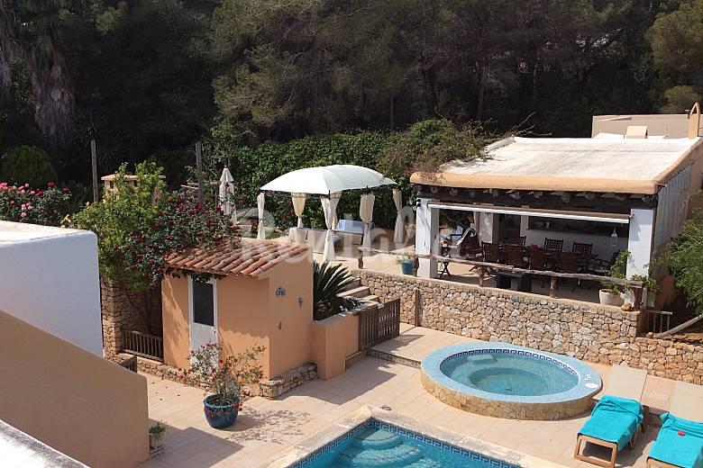 Alquiler vacaciones apartamentos y casas rurales en ibiza - Ibiza casas rurales ...