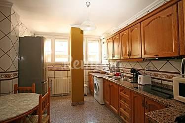 Apartment Kitchen Granada Granada Apartment