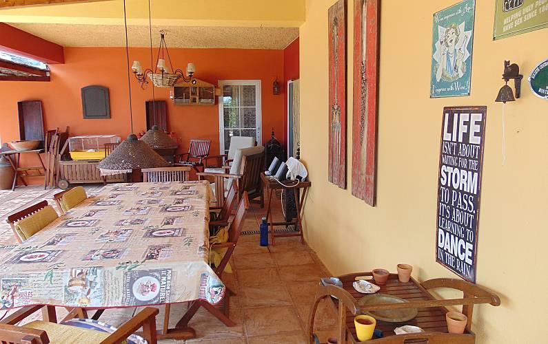 Casa Terraço Algarve-Faro Olhão casa - Terraço