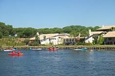 Villa para 8 personas a 500 m de la playa Huelva