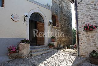 Apartment with 1 bedroomswith views to the mountain Rieti