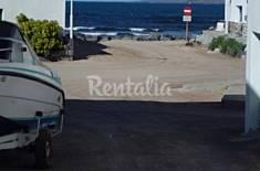Huis met 2 slaapkamers op 50 meter van het strand Lanzarote