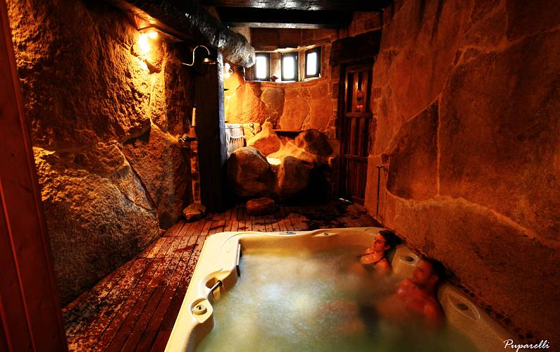 3 casas rurales con spa privado Salamanca