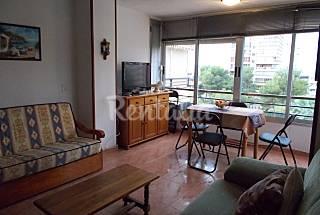 Apartamento para 2-5 personas a 100 m de la playa Alicante