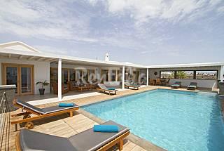 Villa Luna Mar para 6 personas a 3 km de la playa Lanzarote