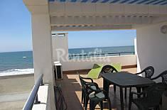 1a línea playa Rincón Victoria 6 personas, WIFI,   Málaga