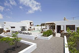 Villa te huur op 11.3 kilometer van het strand Lanzarote
