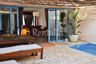 Casa en Ibiza de 3 habitaciones a 500m de la playa Ibiza/Eivissa