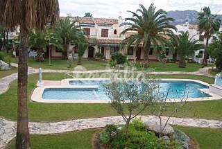Apartamento para 2-4 persones a. 70 metros. Playa Alicante