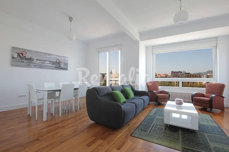 Appartement de 5 chambres à Donostia-San Sebastián centre Guipuscoa