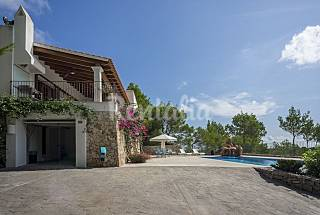 Villa for rent only 600 meters from the beach Ibiza