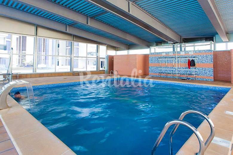 Eden resort complejo lujo con piscina climatizada for Piscina climatizada valencia