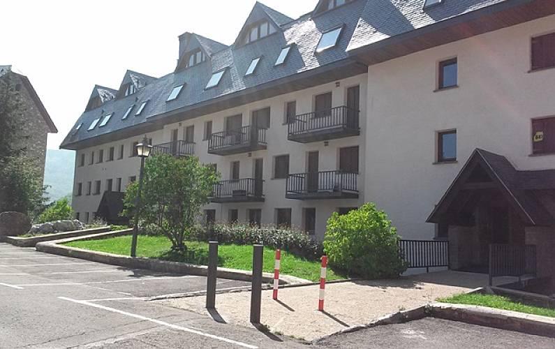 Formigal apartamentos formigal sallent de g llego huesca pirineos espa oles - Formigal apartamentos ...