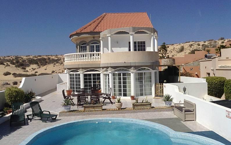 e38f1b1381a Villa para 1-20 personas a 2 km de la playa Fuerteventura - Exterior del