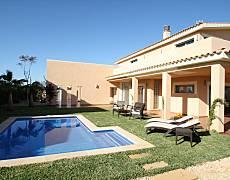 Villa pour 7 personnes à 1500 m de la plage Majorque