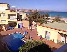 Apartment with 1 bedroom only 40 meters from the beach Fuerteventura
