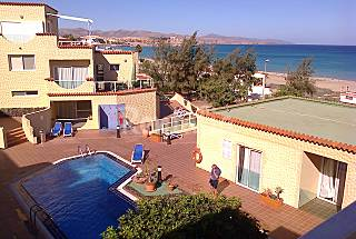 Apartments 30 meters from the beach.  Fuerteventura