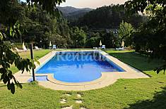 Pool house w/ 7 bedrooms, pool and billiards Braga