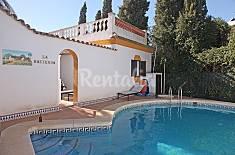 Villa en alquiler a 900 m de la playa, 14 personas Cádiz