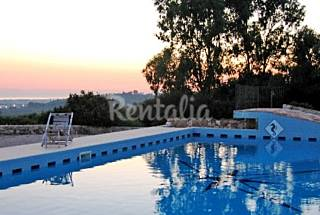 Villa for 10 people only 1000 meters from the beach Lecce