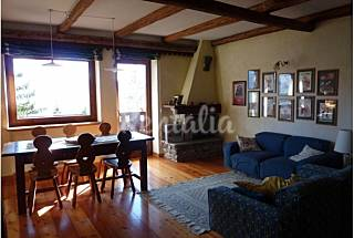 Apartment with 2 bedrooms Saint Nicolas Aosta