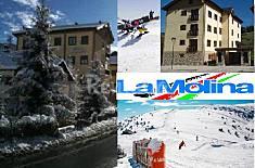 La Molina apartamentos gvll Girona/Gerona