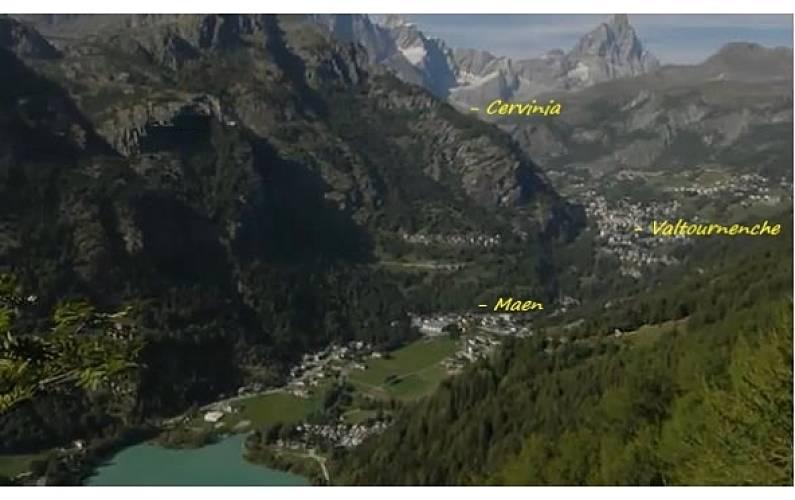 Apartment Environment Aosta Valtournenche Apartment - Environment