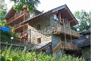 Villa de 1 habitación Gressoney-Saint-Jean Aosta