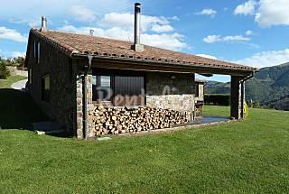 Relax total en alta montaña - Casa Campelles Girona/Gerona