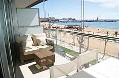 Apartamento en alquiler en primera línea de mar Girona/Gerona