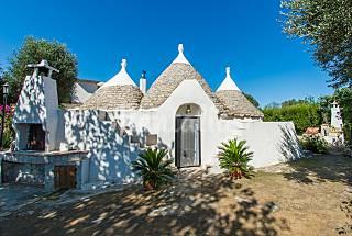 Villa a 12 km de la playa Brindisi