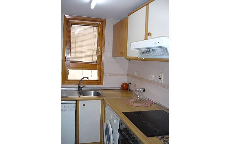 Apartment Kitchen Huesca Panticosa Apartment - Kitchen