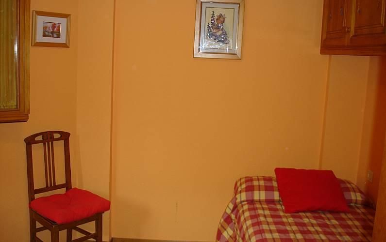 Apartment Bedroom Huesca Panticosa Apartment - Bedroom