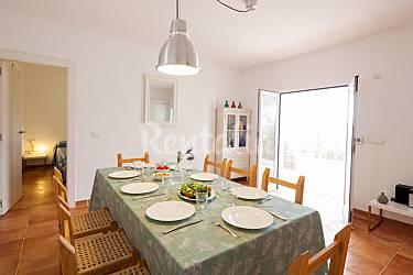 House Dining-room Ibiza San José House