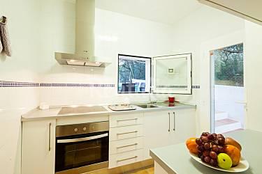 House Kitchen Ibiza San José House