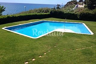 Casa adosada al lado de la playa para 10-11 pax Barcelona